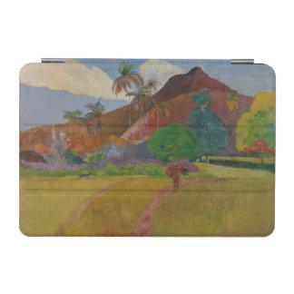 Tahitian Landscape, 1891 (oil on canvas) iPad Mini Cover
