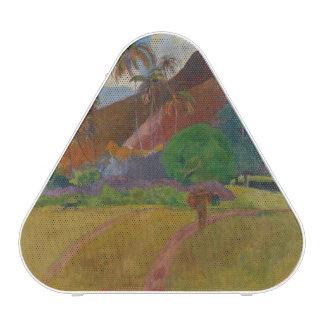 Tahitian Landscape 1891 oil on canvas Speaker