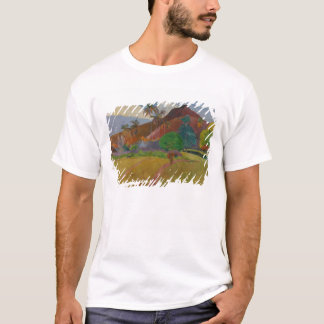 Tahitian Landscape, 1891 (oil on canvas) T-Shirt