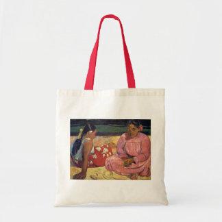 'Tahitian Women on the Beach' - Paul Gauguin Bag