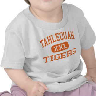 Tahlequah - Tigers - High - Tahlequah Oklahoma Shirt