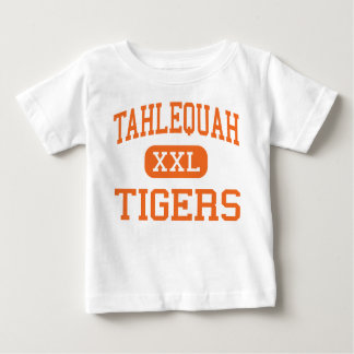 Tahlequah - Tigers - High - Tahlequah Oklahoma T-shirt