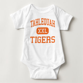 Tahlequah - Tigers - High - Tahlequah Oklahoma T-shirts