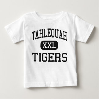 Tahlequah - Tigers - Junior - Tahlequah Oklahoma Infant T-Shirt