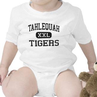 Tahlequah - Tigers - Junior - Tahlequah Oklahoma Tshirts