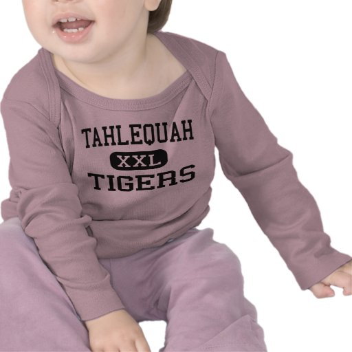 Tahlequah - Tigers - Junior - Tahlequah Oklahoma T-shirts