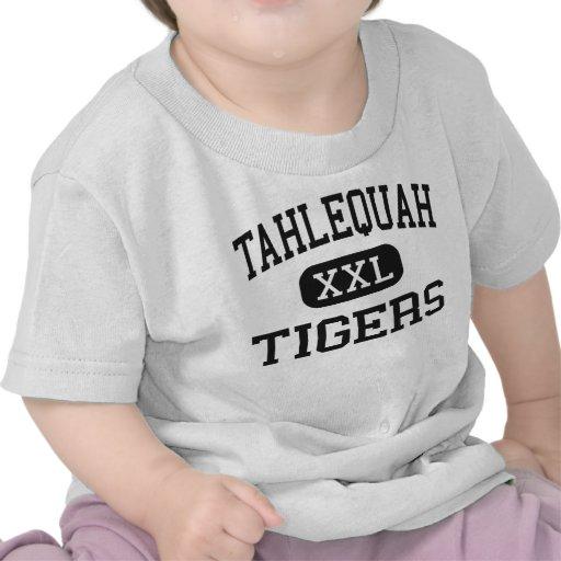 Tahlequah - Tigers - Junior - Tahlequah Oklahoma Tees