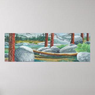 Tahoe Basin Poster