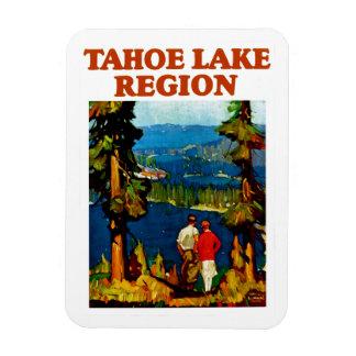 Tahoe Lake Region Rectangular Photo Magnet