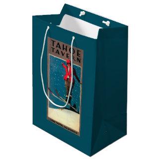 Tahoe Tavern Promo Poster Medium Gift Bag