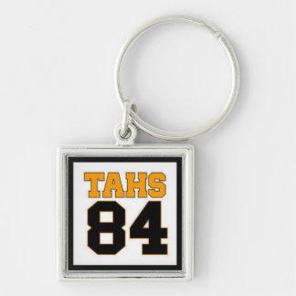 TAHS 84 Keychain