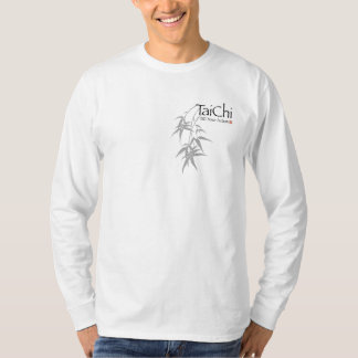 Tai Chi 'Be Your Action' Bamboo Light Tee