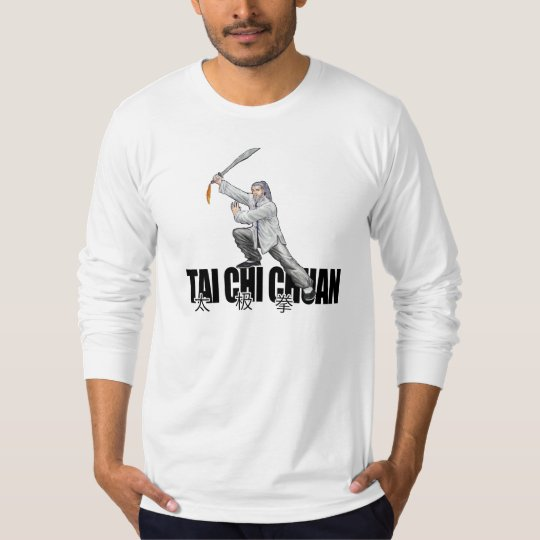 Tai Chi Broad Sword T-Shirt