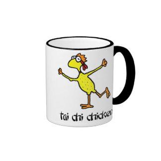 Tai Chi Chicken Ringer Mug
