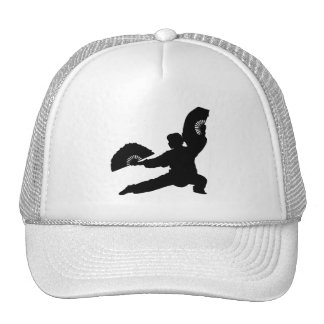 Tai Chi Fan Hat