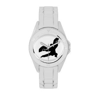Tai Chi Fan Watch