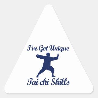 tai chi martial art designs sticker