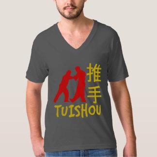 Tai Chi Pushing Hands Shirt