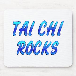 TAI CHI ROCKS MOUSE PADS