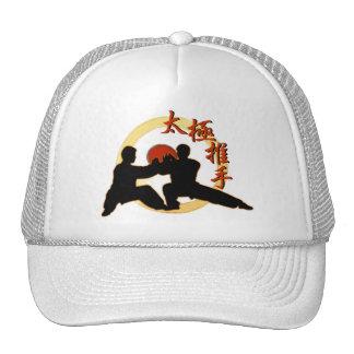 Tai Ji Push Hands Hat