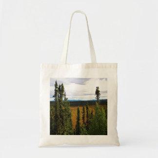Taiga Summer Budget Tote Bag