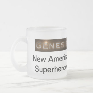 "Taige's  ""Genesis"" Frosted Mug"