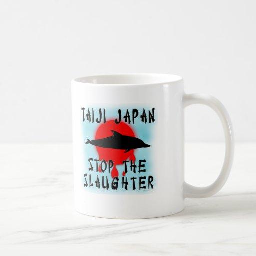 Taiji Slaughter Mugs