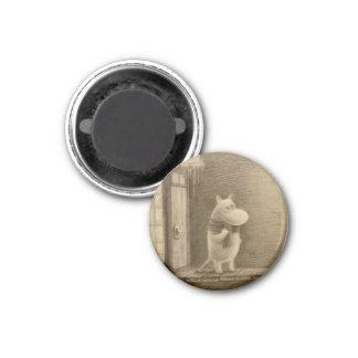 Taikatalvi 3 Cm Round Magnet
