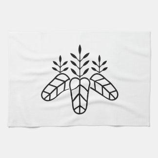 Taiko paulownia kitchen towels