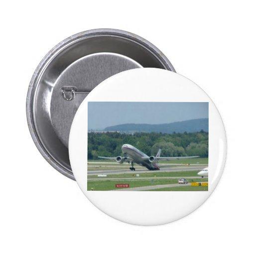 Tail Dragger Bad Landing Pins