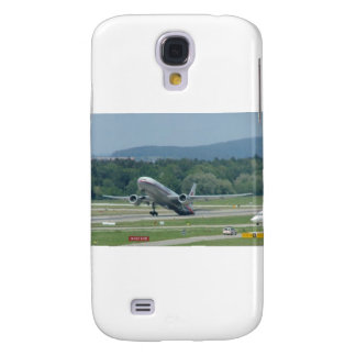 Tail Dragger Bad Landing Galaxy S4 Covers