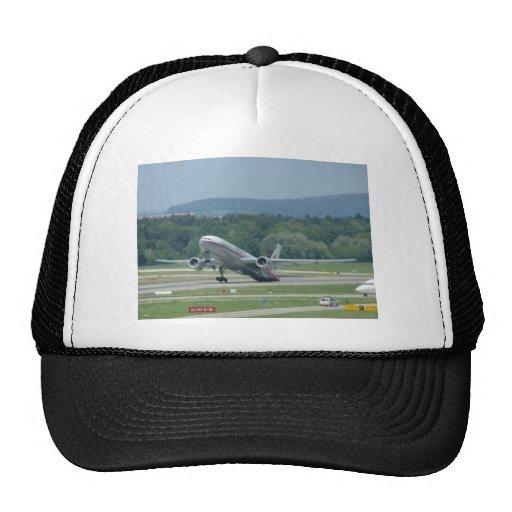 Tail Dragger Bad Landing Trucker Hat