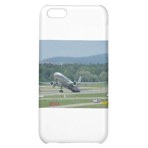 Tail Dragger Bad Landing iPhone 5C Case