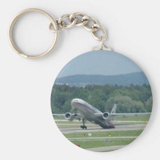 Tail Dragger Bad Landing Key Chain