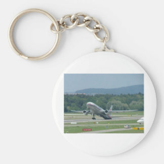 Tail Dragger Bad Landing Key Chains