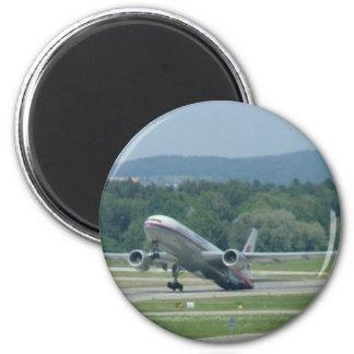 Tail Dragger Bad Landing Magnet