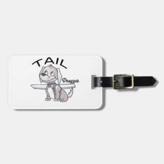 Tail Dragger Travel Bag Tags