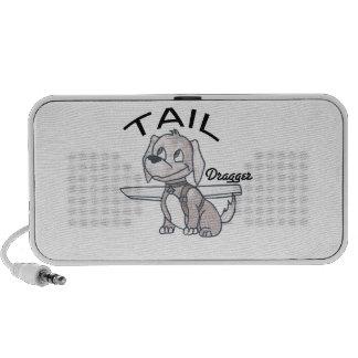 Tail Dragger Travelling Speaker