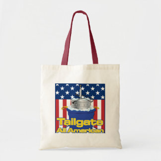 Tailgate All American Tote Bags