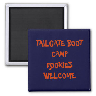 TAILGATE BOOT CAMP MAGNET