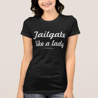 Tailgate Like A Lady ll Tshirt
