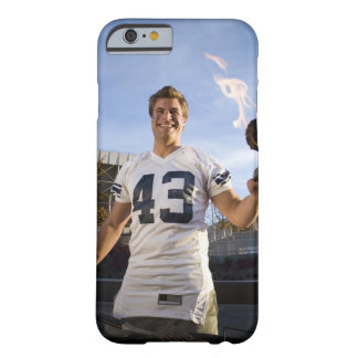 tailgate party before a football game barely there iPhone 6 case