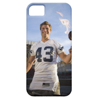 tailgate party before a football game iPhone 5 case