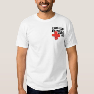 Tailgating Emergency Response Team Shirts