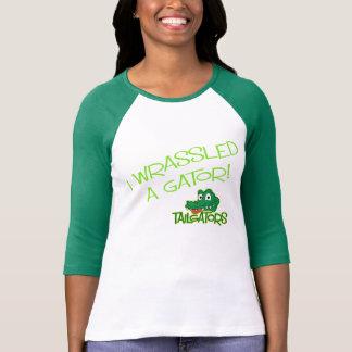 Tailgators 3/4 Raglan Sleeve Shirt