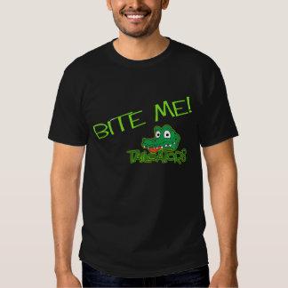"""Tailgators """"Bite Me"""" T-Shirt"""