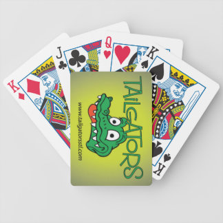 Tailgators Playing Cards