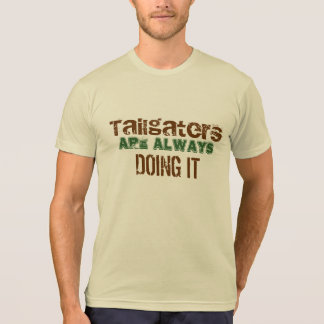 Tailgators T-shirts