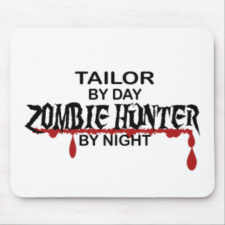 Tailor Zombie Hunter Mousepad
