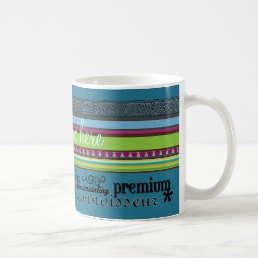 Tailored Coffee Connoisseur Mug